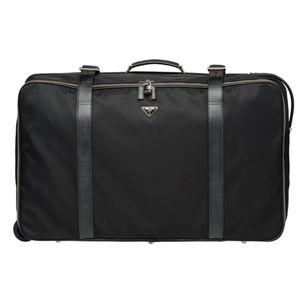 PRADA Nylon Semi-Rigid Suitcase Bag